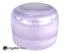 "12"" 432Hz Perfect Pitch D Note Amethyst Fusion Empyrean Crystal Singing Bowl -35 cents  11001331"