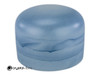 """11"""" 432Hz Perfect Pitch E Note Blue Kyanite Fusion Empyrean Crystal Singing Bowl -30 cents  11001449"""