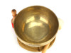 "11"" A#/F Note Engraved Himalayan Singing Bowl #a23700320"