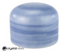 """12"""" Perfect Pitch C#  Note Lapis Lazuli Fusion Empyrean Crystal Singing Bowl -5 cents  11001425"""