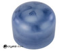 "10"" 432Hz G Note Lapis Lazuli Fusion Empyrean Crystal Singing Bowl -25 cents  11001447"