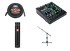 1 Mic USB Audio Package For Sound Healing Online
