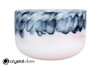 "14"" Perfect Pitch C Note Rose Quartz/Lapis Fusion Empyrean Crystal Singing Bowl +0 cents  11001559"
