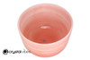 """13"""" Perfect Pitch D Note Carnelian Empyrean Crystal Singing Bowl ca0013dp5 11001625"""