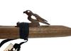 A Native Style Walnut Flute