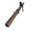C 432hz Native Style Walnut Flute