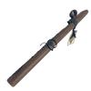 A 432hz Native Style Walnut Flute