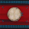"10"" Buffalo Native American Frame Drum B102"