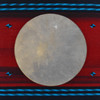 "14"" Horse Native American Frame Drum HR142"