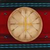 "14"" Moose Native American Frame Drum M143"