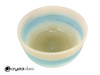 """10"""" Perfect Pitch A#  Note Sunstone/Turquoise/Citrine Fusion Empyrean Crystal Singing Bowl -10 cents  11002015"""