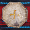 Buffalo 8 Sided Native American Frame Drum B1818s