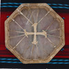 Elk 8 Sided Native American Frame Drum E8s2