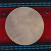 "15"" Elk Native American Frame Drum E152"