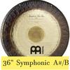 "Meinl 36"" Symphonic Gong A# / B"