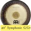 """Meinl 40"""" Symphonic Gong G / G#"""