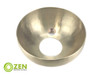 """Zen Therapeutic Halo 2000 Gram D#/A# Note Singing Bowl 11.25"""" #zt2000halod1655"""