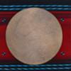 "16"" Buffalo Native American Frame Drum B1618"