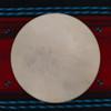 """16"""" Deer Native American Frame Drum D1613"""