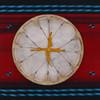 "14"" Elk Native American Frame Drum E1411"
