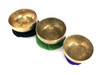 """4.75-5.75"""" """"Exquisite Triad"""" 3-Note Himalayan Singing Bowl Set -alayanset193 cents"""