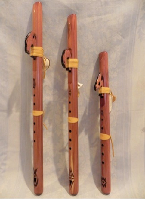 Aromatic Cedar Love Flutes