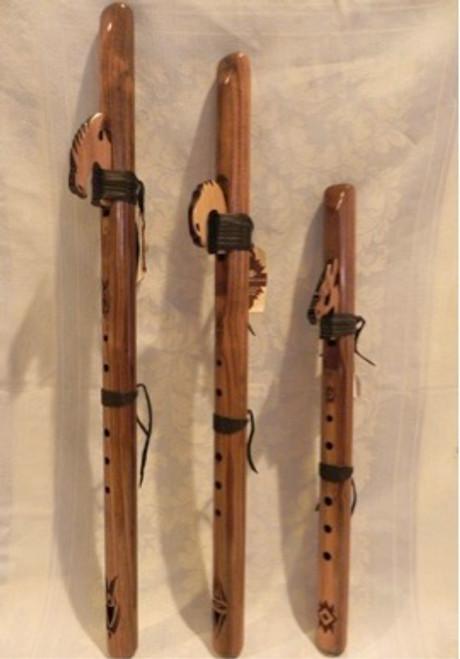 Walnut Love Flutes