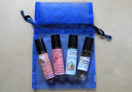 Zacciah's Sacred Oil Set