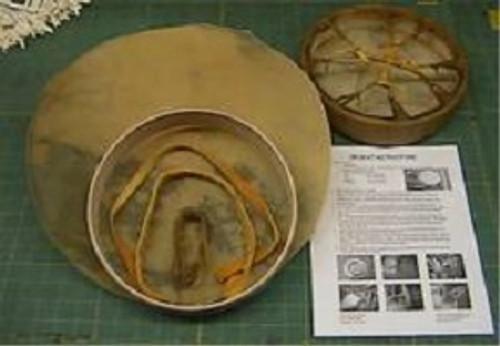 Sunreed's Native American Drum Kit