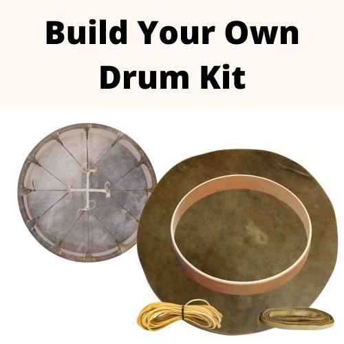 Sunreed's Native American Drum Kits