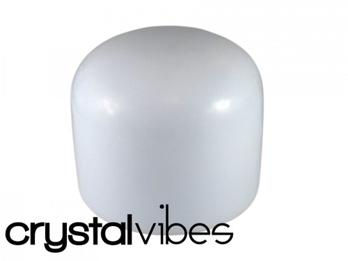 """Perfect Pitch Neodymium A#  Note Crystal Singing Bowl 12"""" +10 cents  21000027"""