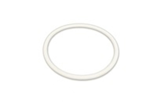 """Small White Oring For Crystal Singing Bowls 3.25"""""""
