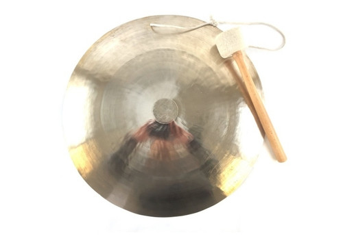 """Premium Indian Wind Gong 19.75"""" gong3585"""