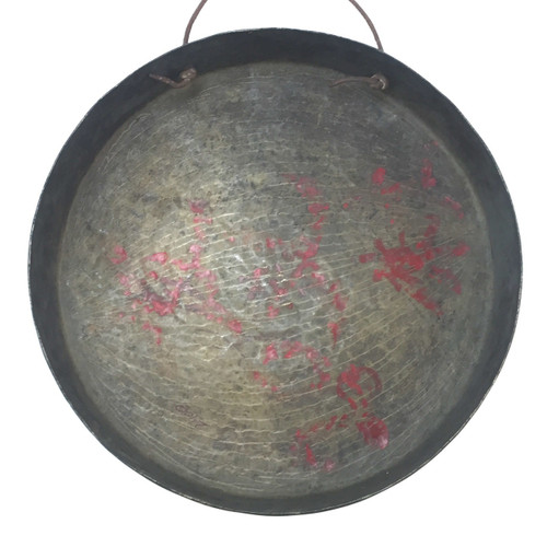 """Antique Chinese Gong 15.0"""" gong2405"""