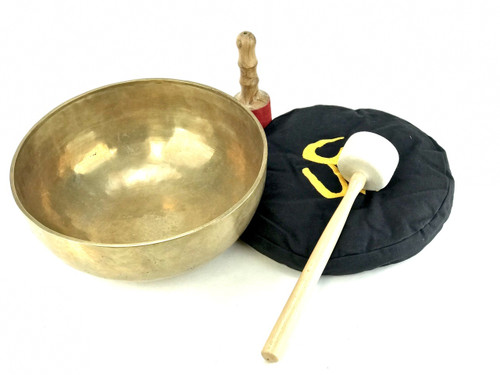 "13"" E/A# Note Himalayan Singing Bowl #e32680618"