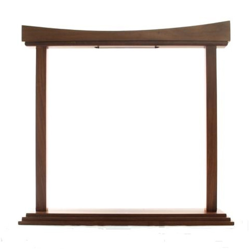 """The Small Eternal Present Gong Stand for 15-17"""" Gongs"""