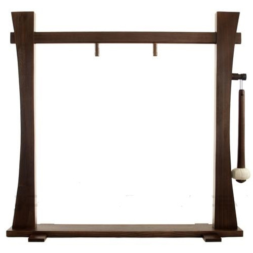 "Spirit Guide Gong Stand for 16-18"" Gongs"