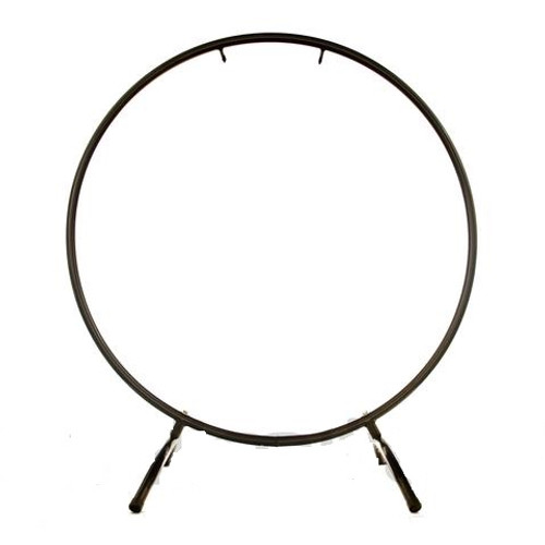 "Holding Space Gong Stand for 20-24"" Gongs"