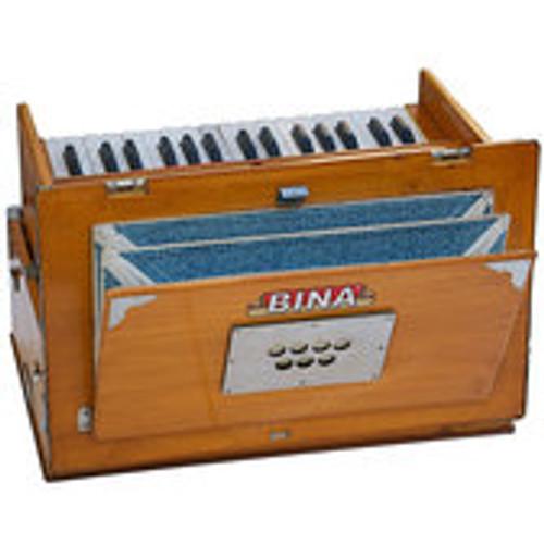 RECOMMENDED BINA No. 23B Deluxe Harmonium, 2.5 Octaves