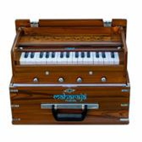 MAHARAJA MUSICALS Harmonium No. KH2