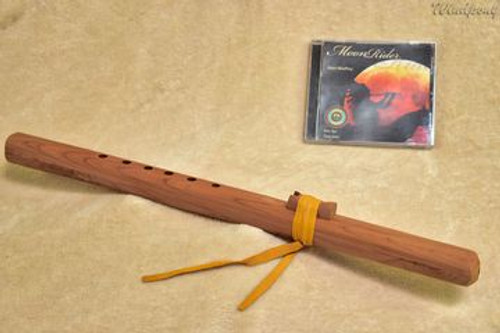 Cedar Key of A Unfinished Flute Kit
