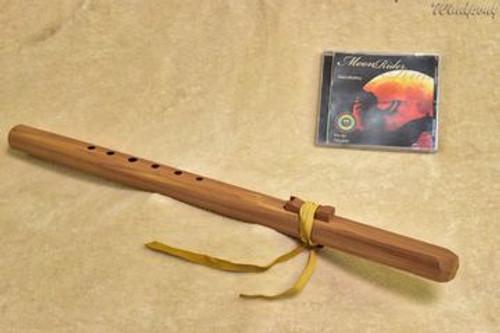 Cedar Key of F#   Unfinished Flute Kit