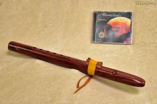 Cedar Key of A Native American Style Flute