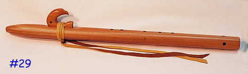 Backpacker A Native American Style Flute