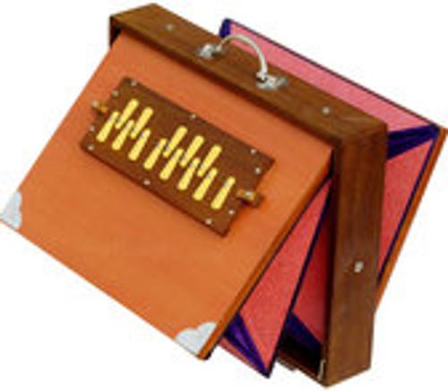 MAHARAJA MUSICALS Concert Big Shruti Box, Natural Color - No. 237