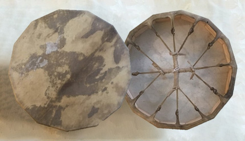 13 Sided Native American Frame Drums