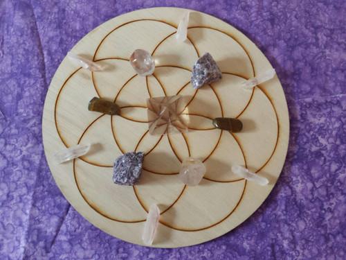 Balance Crystal Grid Kit