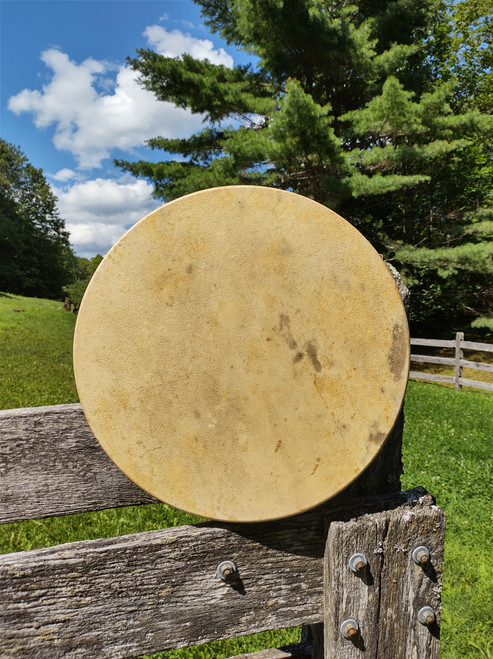 Native American Framed Bear Drums