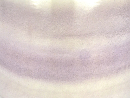 """10"""""""" 432Hz G#  Note Amethyst Fusion Opaque Crystal Singing Bowl -40 cents  11001329"""