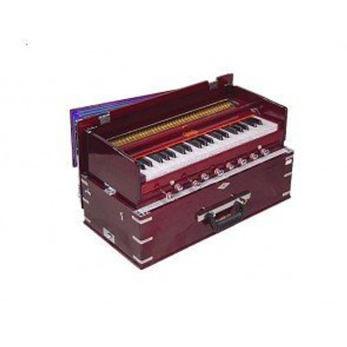 Bina 23B Deluxe Kirtan Harmonium - Hand Tuned